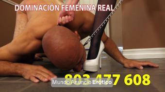 Fotos de Linea FemDom de humillaciones telefonicas